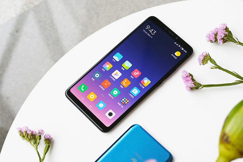 Màn hình của điện thoại Xiaomi Mi Max 3