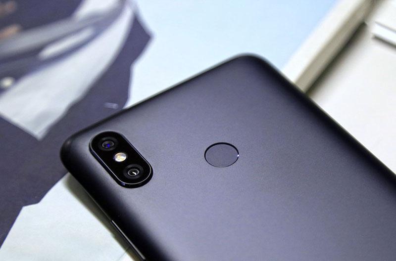Camera sau của điện thoại Xiaomi Mi Max 3
