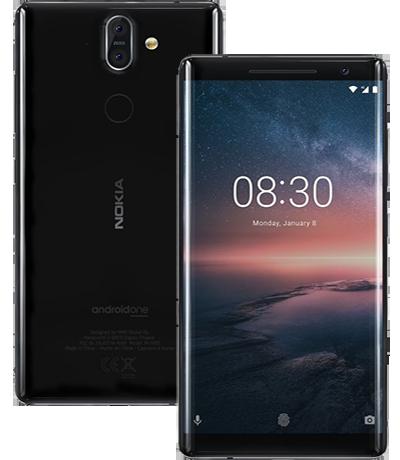 Điện thoại Nokia 8 Sirocco