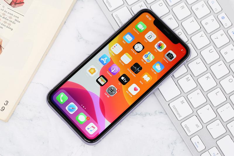 Điện thoại iPhone 11   Hiệu năng mạnh mẽ