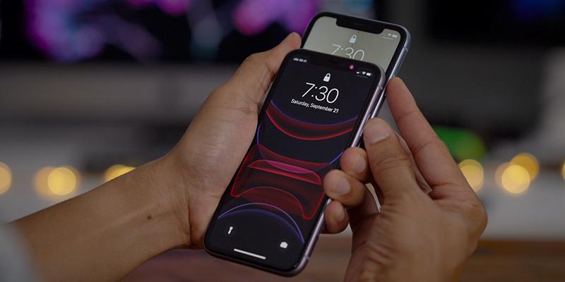 Điện thoại iPhone 11 64GB | Nâng cấp Face ID