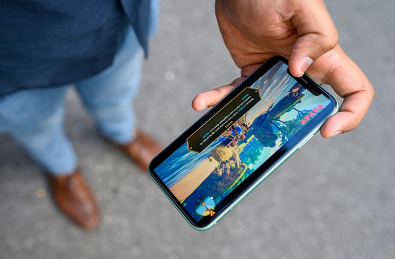 Điện thoại iPhone 11 64GB | Trải nghiệm chơi game