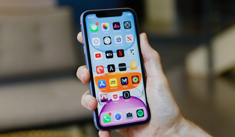 Điện thoại iPhone 11 64GB | Thời lượng sử dụng dài