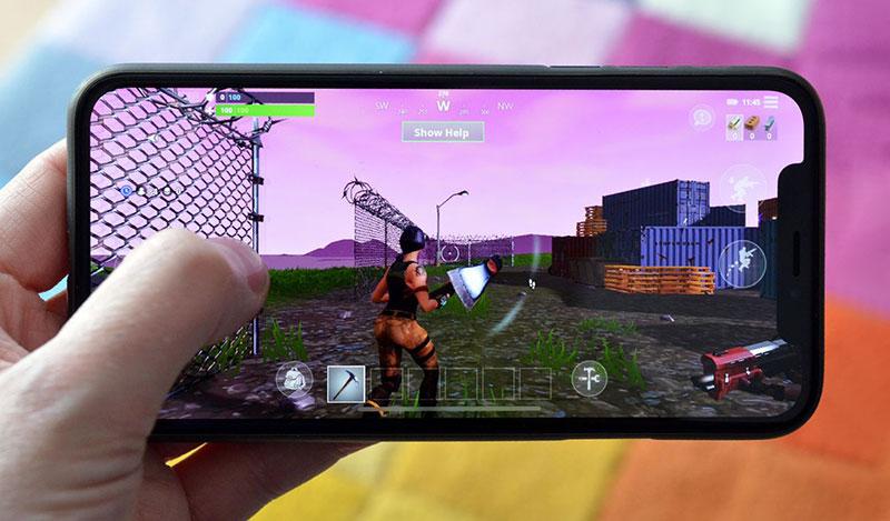 Điện thoại iPhone 11 64GB | Trải nghiệm chơi game trên iPhone 11