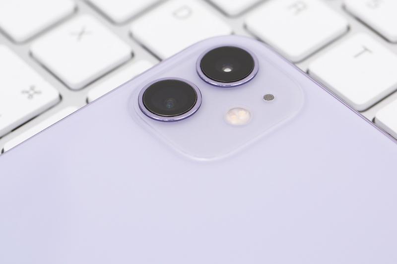 Điện thoại iPhone 11 64GB | Camera sau