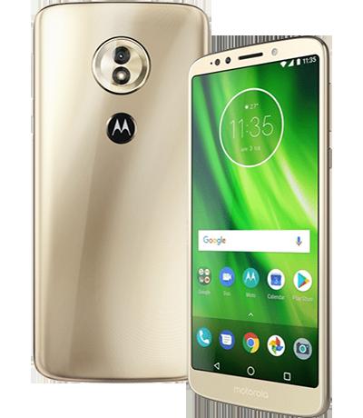 Điện thoại Motorola Moto G6 Play
