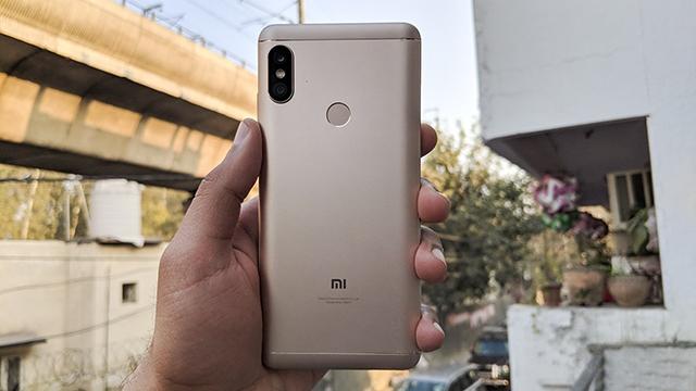 Mặt lưng điện thoại Xiaomi Redmi Note 5