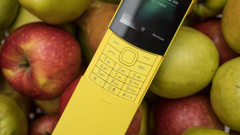 Đánh giá điện thoại Nokia 8110 4G