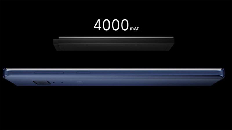 Phone - ទូរស័ព្ទ Note 9 - ថាមពលថ្ម