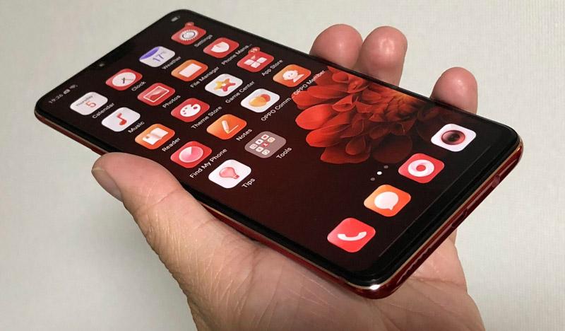ទូរស័ព្ទ OPPO R15 Pro - អេក្រង់ធំ | BigPhone.com