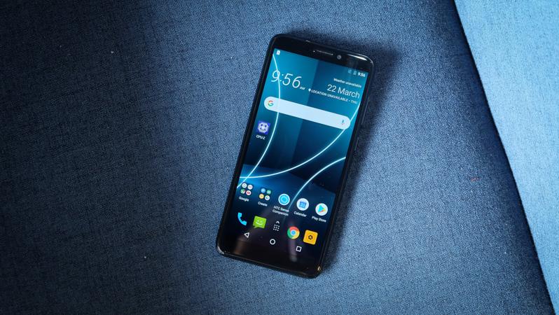 Hiệu năng vẫn không phải là điểm mạnh của HTC Desire 12+