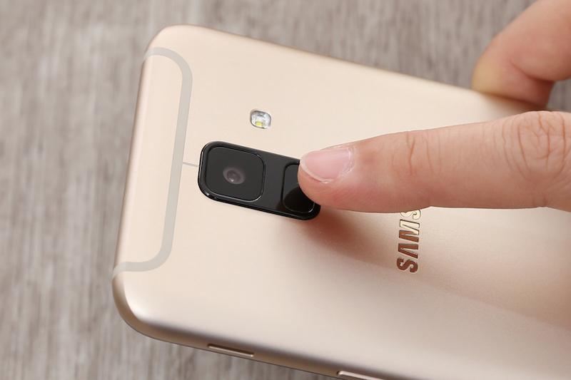 Cảm biến vân tay điện thoại Galaxy A6 2018