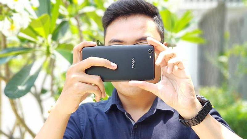 Camera sau điện thoại Vivo Y71