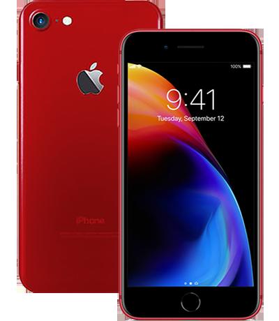 Điện thoại iPhone 8 Red 64GB (Đỏ)