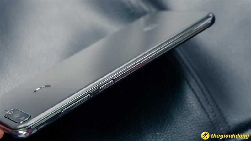 Thiết kế điện thoại Huawei Y6 Prime 2018