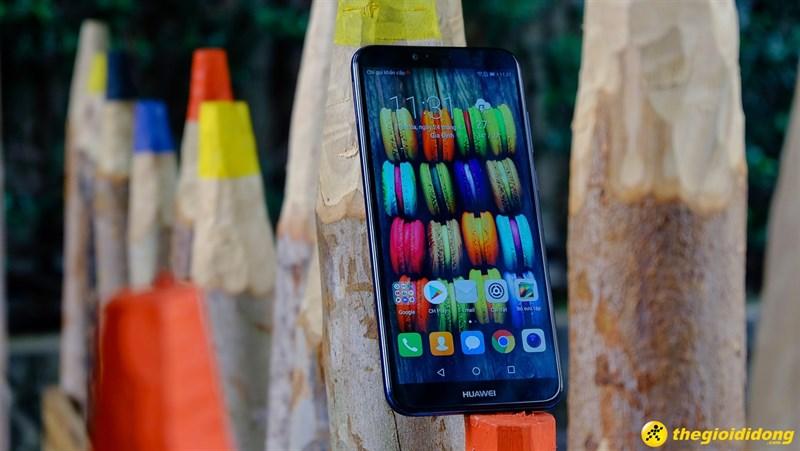 Sử dụng điện thoại Huawei Y6 Prime 2018