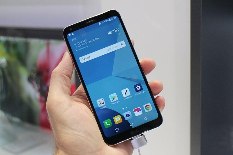 Trải nghiệm điện thoại LG Q7 (2018)