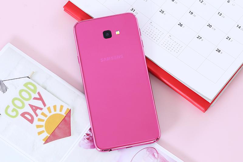 Thiết kế điện thoại Samsung Galaxy J4+