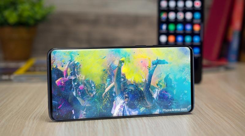 Phone - ទូរស័ព្ទ Samsung Galaxy S10 - កម្លាំងម៉ាសុីន