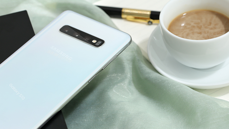 Cụm camera sau Samsung Galaxy S10 chính hãng