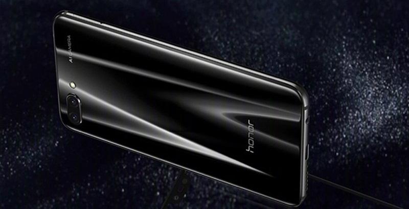 Huawei Honor 10 bóng bẩy và thu hút