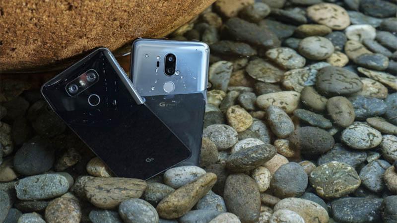 LG G7 ThinQ có thể hoạt động ở những điều kiện khắc nghiệt