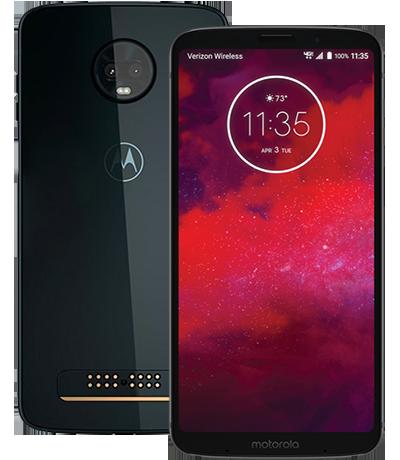 Điện thoại Moto Z3