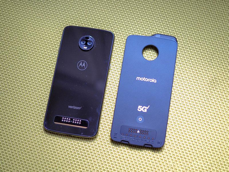 Công nghệ mạng 5G của điện thoại Moto Z3