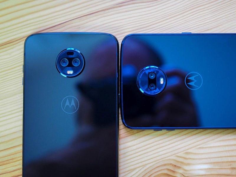 Cấu hình của điện thoại Moto Z3