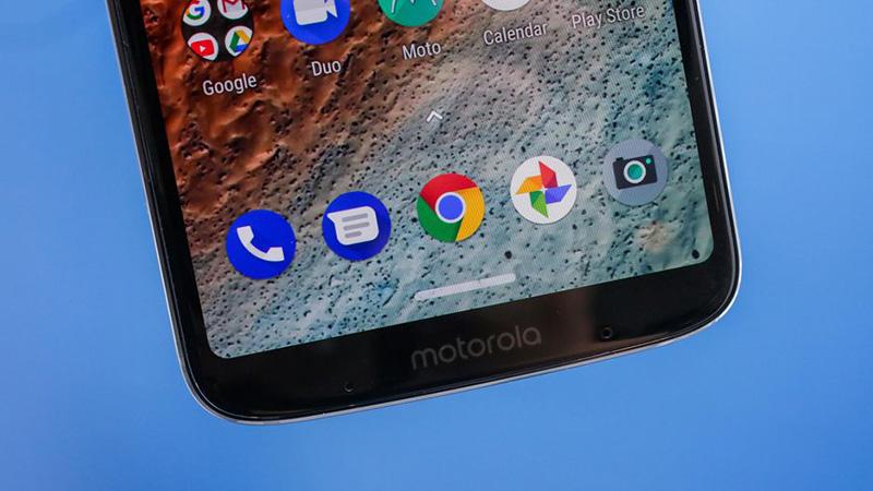 Không còn cụm 3 phím điều hướng của Android