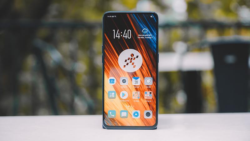 Màn hình điện thoại OPPO Find X