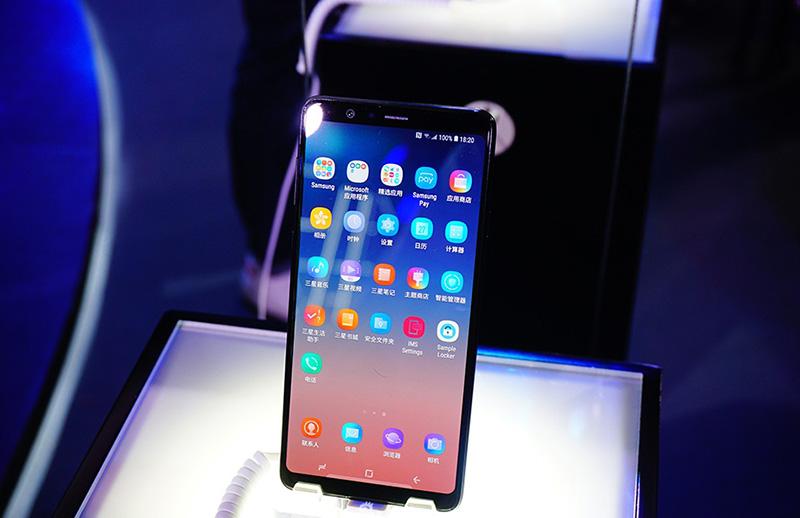 Cấu hình của Samsung Galaxy A8 Star