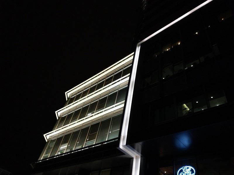 Ảnh chụp đêm của Samsung Galaxy A8 Star