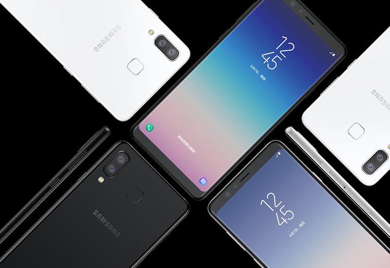 Thiết kế của Samsung Galaxy A8 Star