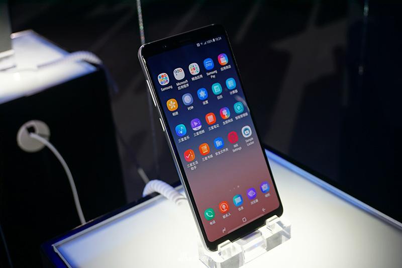 Mở khóa khuôn mặt trên Samsung Galaxy A8 Star