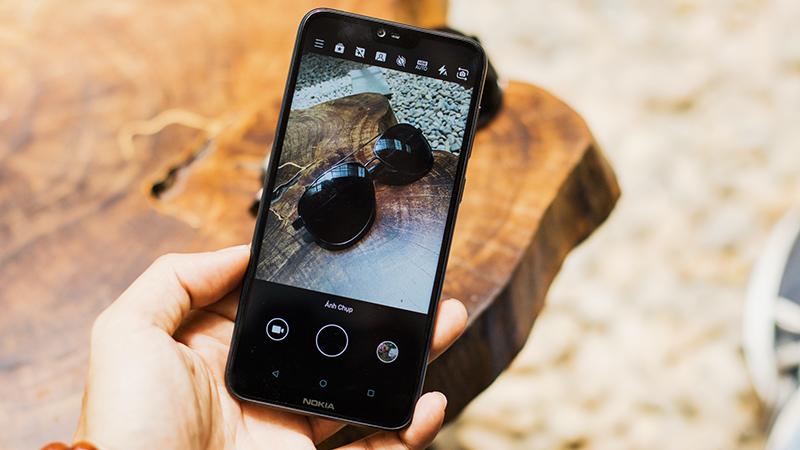 Camera sau điện thoại Nokia 6.1 Plus (Nokia X6 2018)