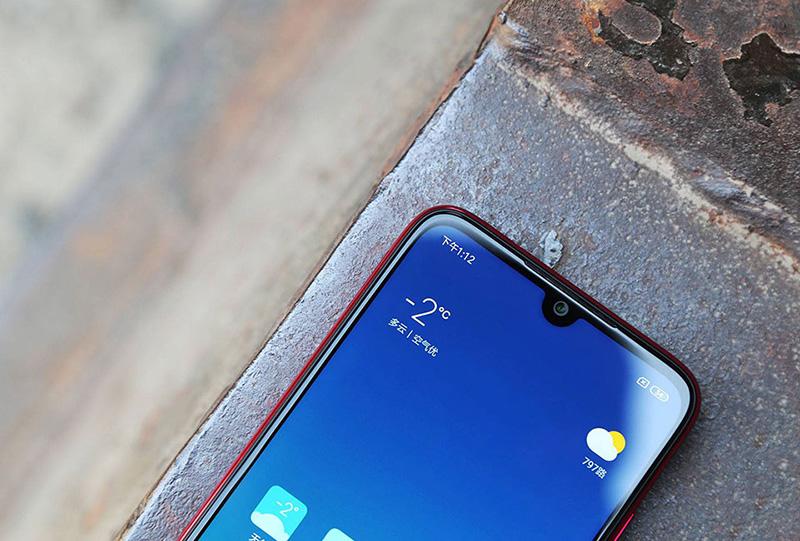 Màn hình của điện thoại Xiaomi Redmi Note 7 chính hãng