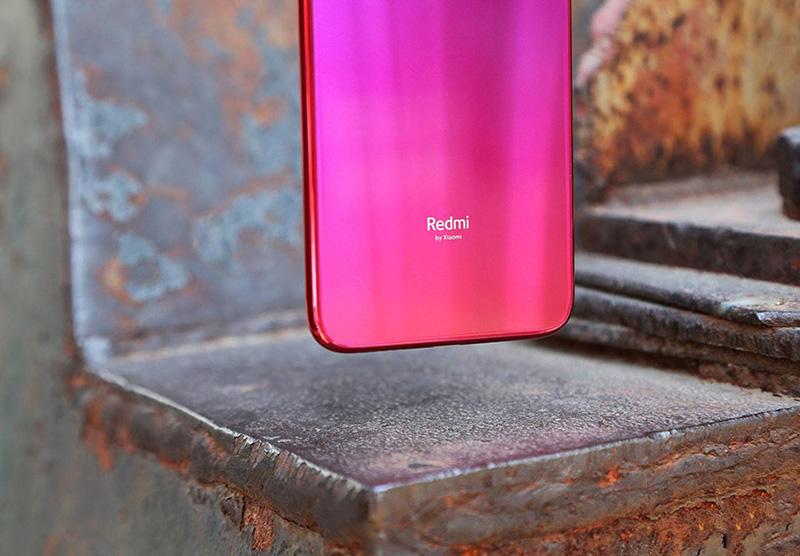 Thiết kế của điện thoại Xiaomi Redmi Note 7 chính hãng