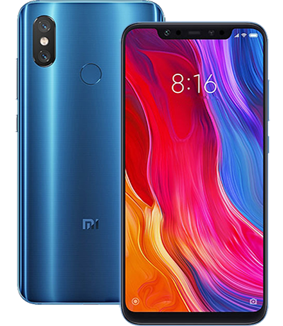 Điện thoại Xiaomi Mi 8
