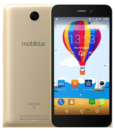 Điện thoại Mobiistar Lai Zoro 3