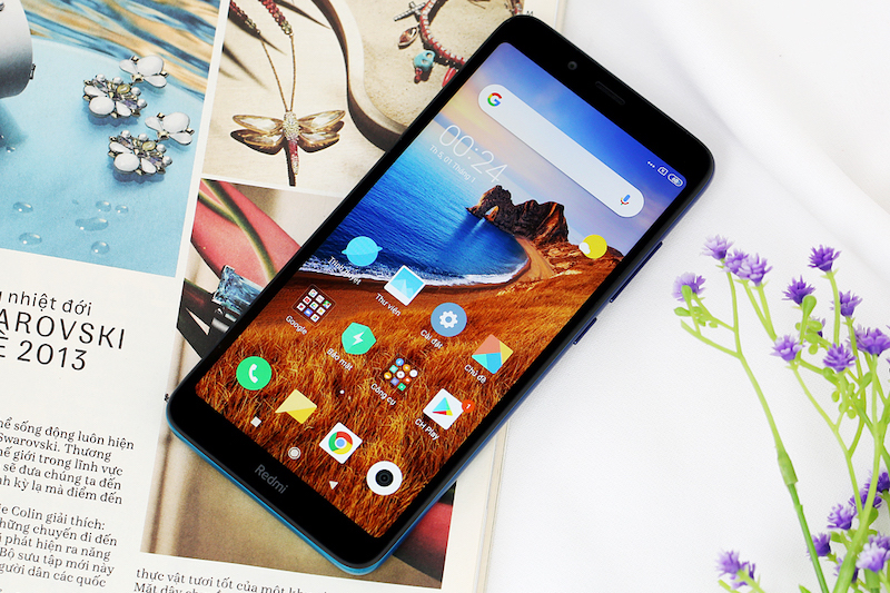 Điện thoại smartphone Xiaomi Redmi 7A | Giao diện Android