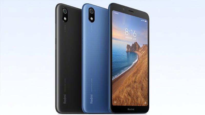 Cấu hình của điện thoại Xiaomi Redmi 7A chính hãng