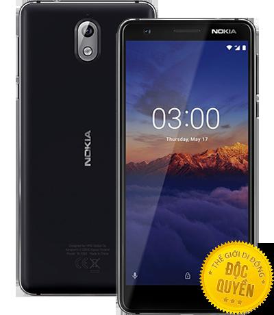Điện thoại Nokia 3.1 32GB
