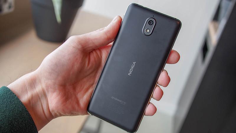 Thời lượng pin dùng thoải mái cả ngày của Nokia 3.1