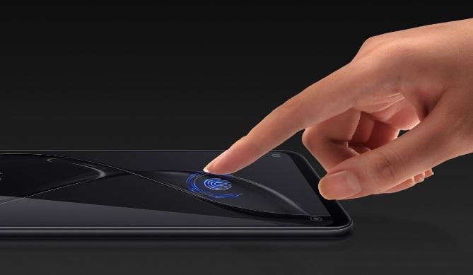 Xiaomi cũng đã tích hợp được cảm biến vân tay vào màn hình