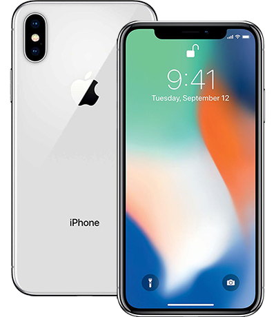 Điện thoại iPhone X 64GB Silver