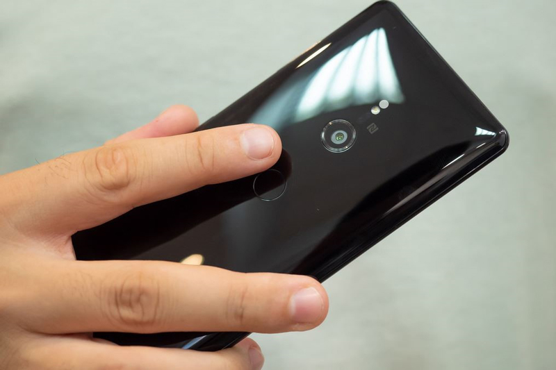 Trải nghiệm điện thoại Sony Xperia XZ3