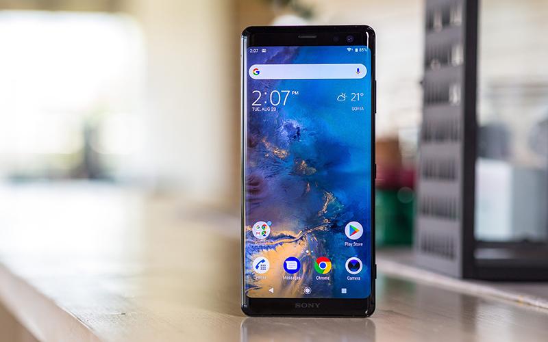 Tổng quan thiết kế điện thoại Sony Xperia XZ3