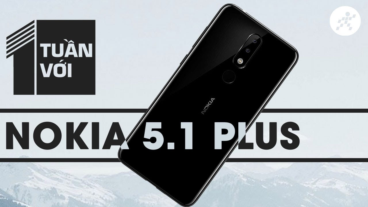Điện thoại Nokia 5 1 Plus
