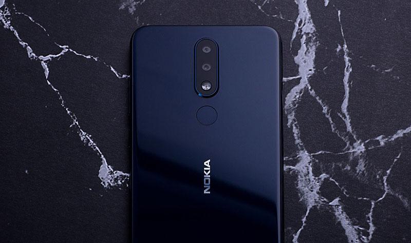 Thời lượng pin Nokia X5
